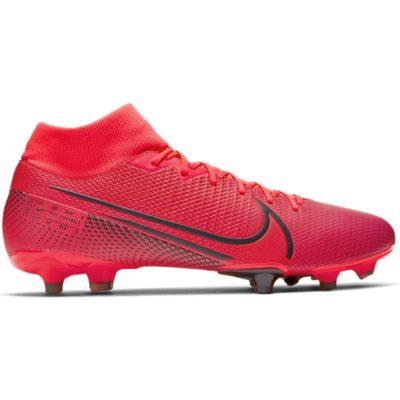 Nike Mercurial Superfly 7 Academy Gras / Kunstgras Voetbalschoenen (MG) Roze Zwart