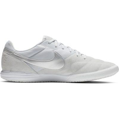 Nike PREMIER II SALA Zaalvoetbalschoenen Platinum Zilver