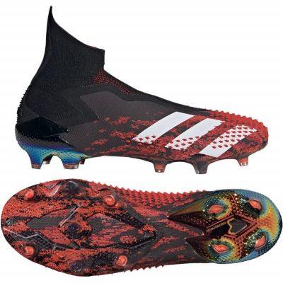 adidas PREDATOR MUTATOR 20+ Gras Voetbalschoenen (FG) Zwart Wit Rood