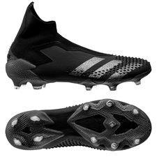 adidas Predator 20+ Shadowbeast FG/AG - Zwart/Grijs