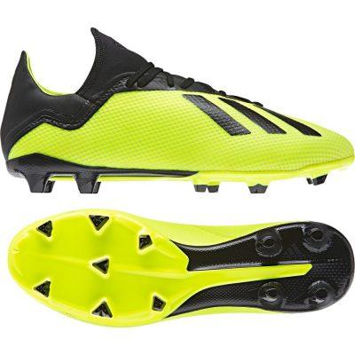 adidas X 18.3 FG Solar Yellow Core Black Future White