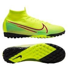 Nike Mercurial Superfly 7 Elite TF Dream Speed 2 - Geel/Zwart/Groen