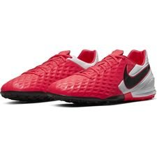 Nike Tiempo Legend 8 Pro TF Future Lab - Roze/Zwart/Wit