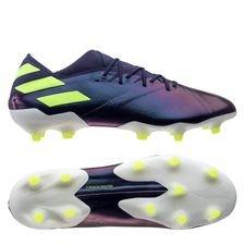 adidas Nemeziz Messi 19.1 FG/AG - Blauw/Groen/Paars