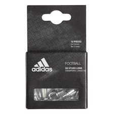 adidas Universele Afneembare Noppen Lang Soft Ground - Zilver