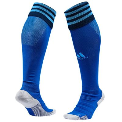 adidas Adisock 18 Voetbalsokken Blauw Wit