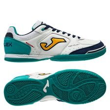 Joma Top Flex IN - Wit/Turquoise