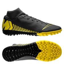 Nike Mercurial Superfly 6 Academy TF Game Over - Grijs/Geel
