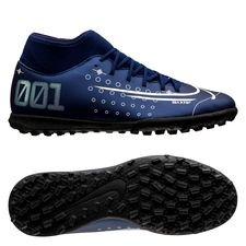 Nike Mercurial Superfly 7 Club TF Dream Speed - Blauw/Neon/Zwart