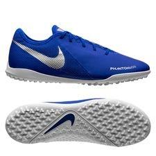 Nike Phantom Vision Academy TF Euphoria - Racer Blue/Wit