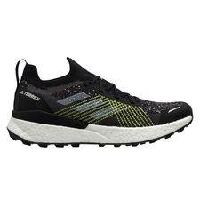 adidas Hardloopschoenen Terrex Two Ultra Primeblue - Zwart/Wit/Geel