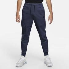 Nike Broek Tech Fleece - Navy/Zwart