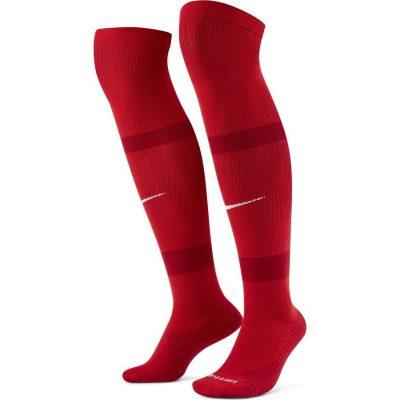 Nike Voetbalkousen Matchfit Knee High - Rood/Rood/Wit