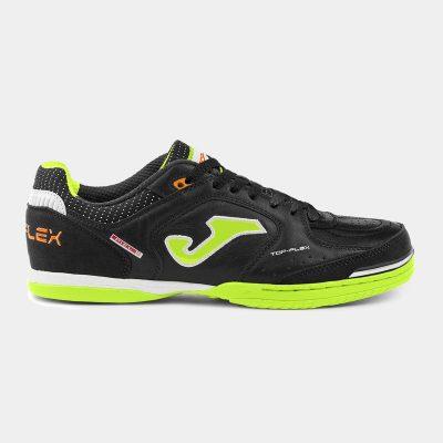 Joma Top Flex IN - Zwart/Neon Groen